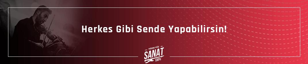bayrakli keman kursu - İzmir Keman Taslak