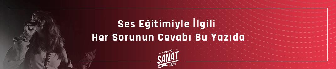 san dersi izmir karsiyaka - Şan Dersi İzmir