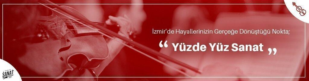 izmir keman kursu yuzde yuz sanat nerede - Keman Kursu İzmir