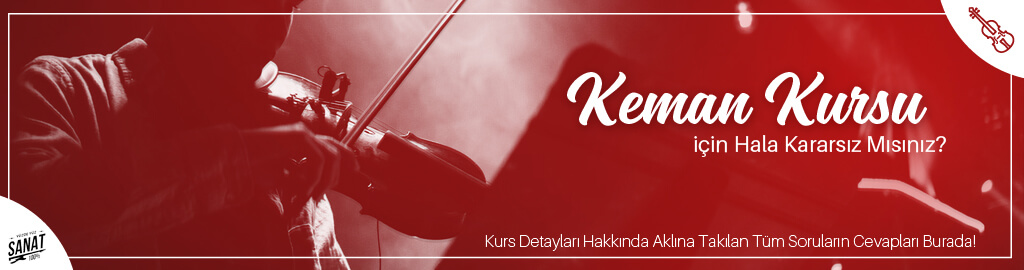 izmir keman kursu - Keman Kursu İzmir