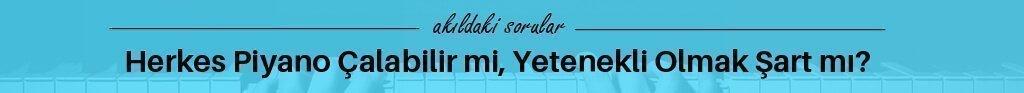 herkes piyona calabilirmi yetenekli olmak sart mi - İzmir Piyano Kursu