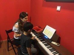 izmir piyano kursu - Galeri
