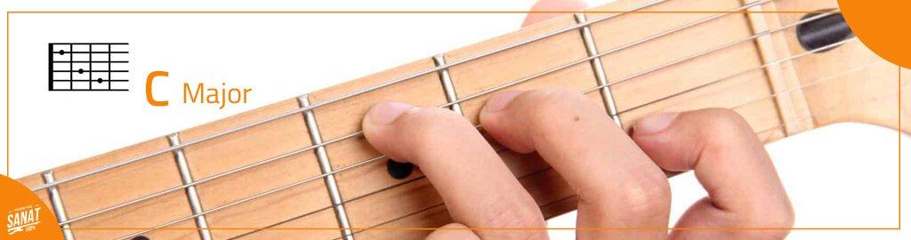 gitar C major - Gitar ile Çalınabilecek En Kolay Şarkılar