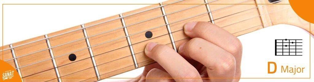gitar D major - Gitar ile Çalınabilecek En Kolay Şarkılar