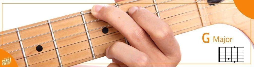 gitar G major - Gitar ile Çalınabilecek En Kolay Şarkılar