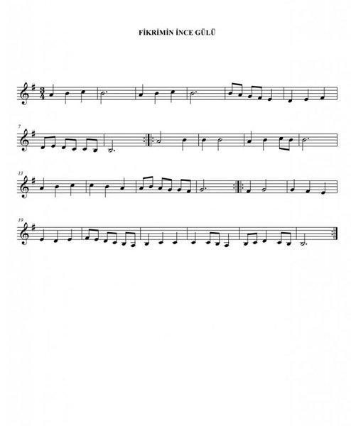 griffin turkce 3 - Keman İle Çalınabilecek En Kolay Şarkılar