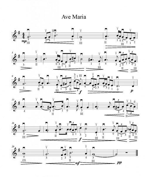 keman ile calinabilecek sarkilar ave maria - Keman İle Çalınabilecek En Kolay Şarkılar
