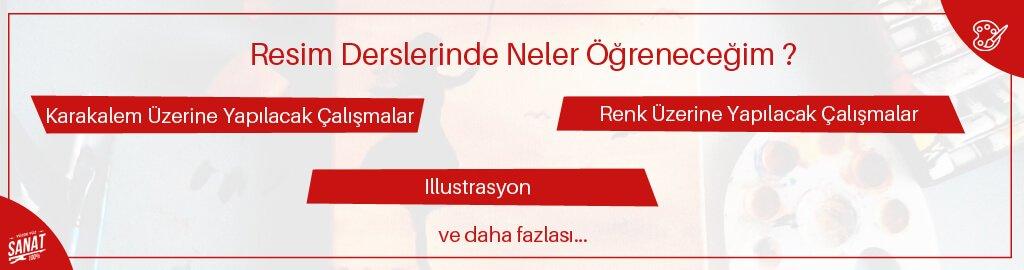 resim kursu neler ogrenecegim - Resim Kursu İzmir